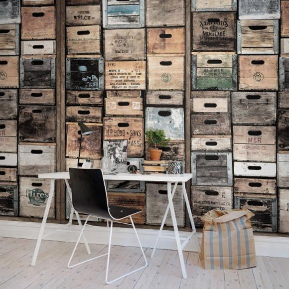 papiers peint rebel walls annecy. Black Bedroom Furniture Sets. Home Design Ideas
