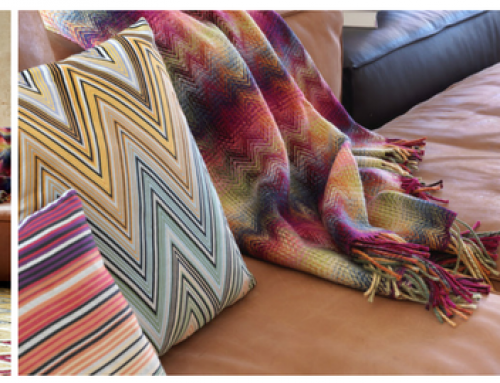 Missoni Home Tissu outdoor master moderno