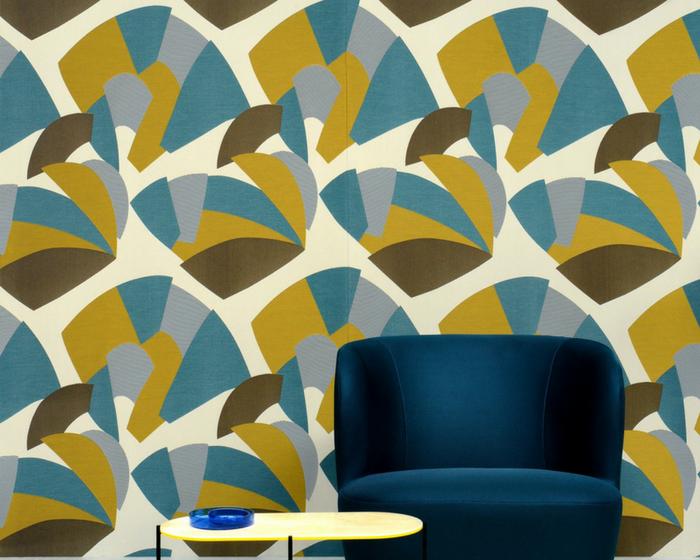 tissu leli vre allurel vendu metre lineaire. Black Bedroom Furniture Sets. Home Design Ideas