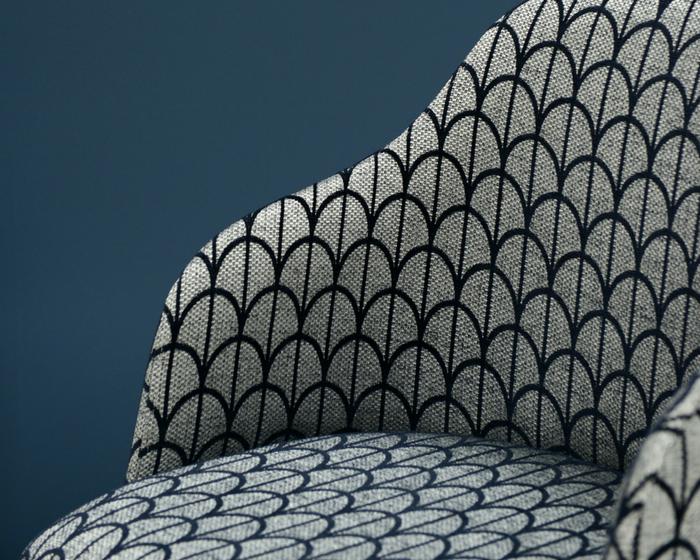 tissu leli vre parure vendu metre lineaire. Black Bedroom Furniture Sets. Home Design Ideas